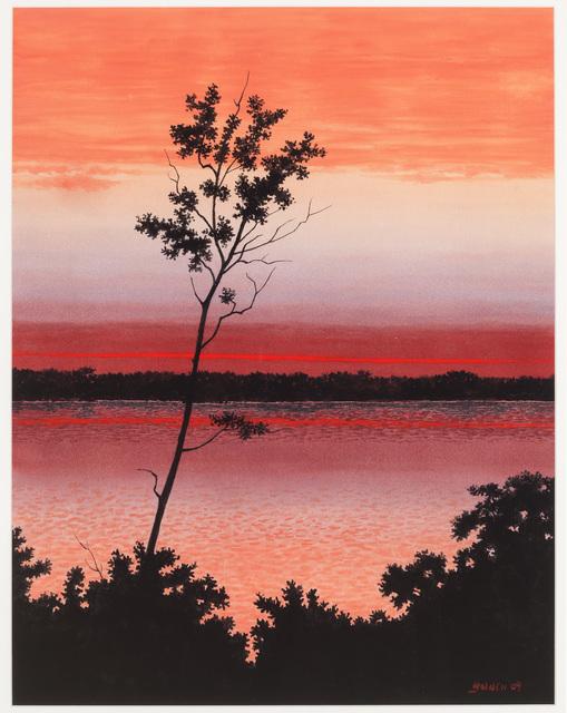 , 'Evening Dusk I ,' 2009, Mac-Gryder Gallery