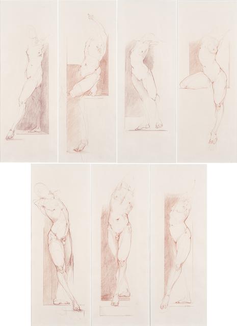 Gary Weisman, 'Figure Studies', Rago