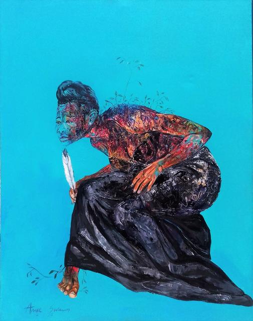 , 'Regenerescence et incarnation,' 2017, ARTCO Gallery