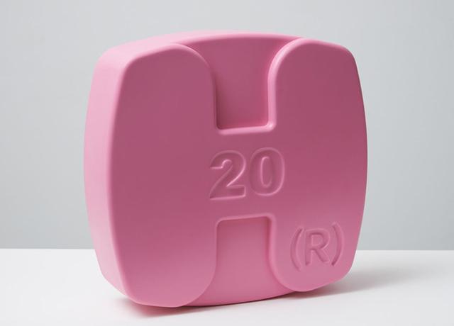 , 'Hygroton -Pink,' 2014, Lawrence Alkin Gallery