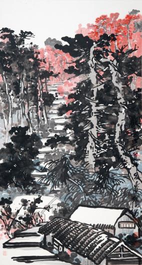 , ' Guanyin Grotto,' 1969, Alisan Fine Arts