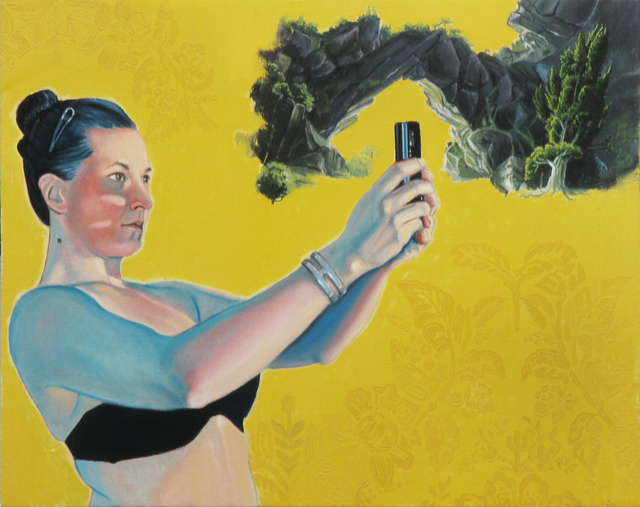 , 'Untitled 013 (Selfie),' 2015, Benjaman Gallery Group