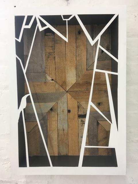 Chris Esposito, 'Malevich Merz', 2019, Amos Eno Gallery