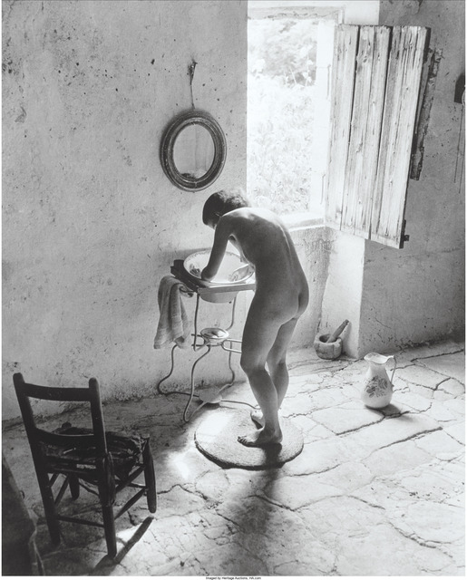 Willy Ronis, 'Le Nu Provençal', 1969, Heritage Auctions