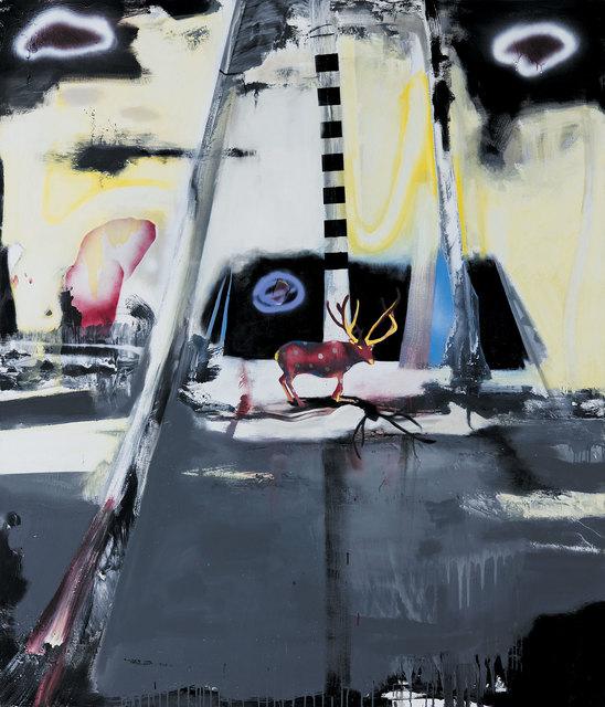 , 'Under Infrared,' 2015, Weinstein Gallery