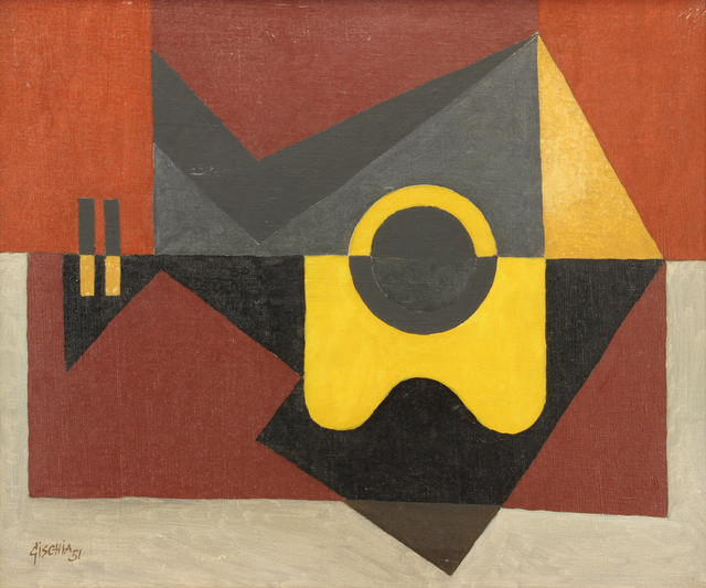 , 'Mystique ,' 1951, Addison Rowe Gallery