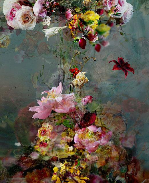 , 'Sinking #2,' 2015, Muriel Guépin Gallery