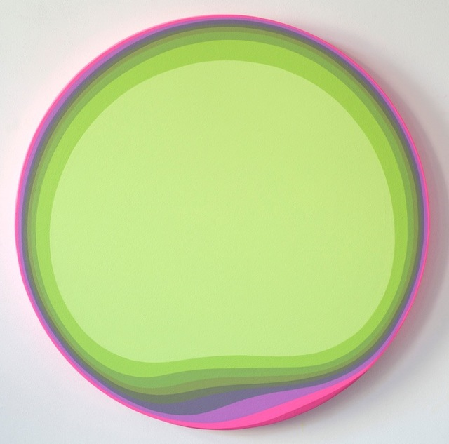 , 'Green 318,' 2019, MAGMA gallery