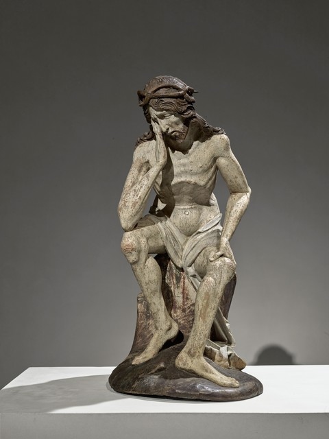 , 'Christ in Distress,' ca. 1480, Kolumba Kunstmuseum