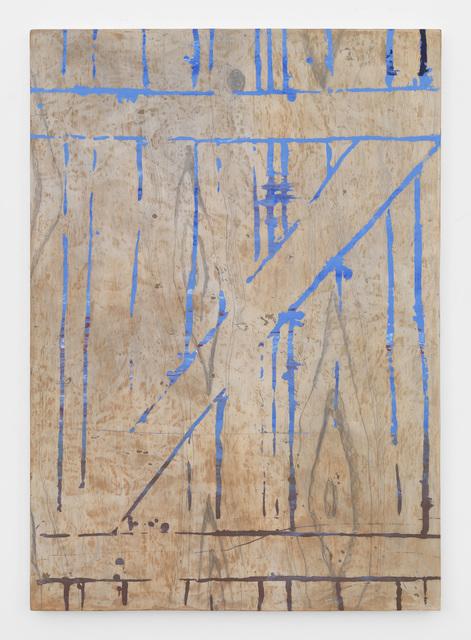 , 'Zs,' 2017, Marianne Boesky Gallery