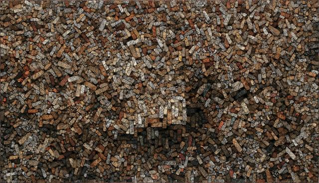 , 'Aggregation 03-D162,' 2003, Park Ryu Sook Gallery