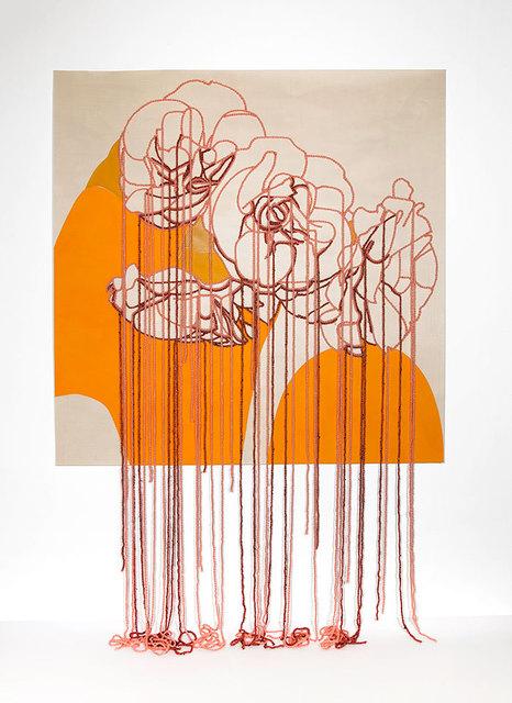 Georgie Hopton, 'Fragile Amanita', 2018, Lyndsey Ingram