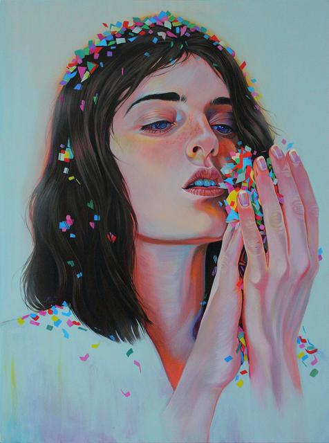 , 'Control 1,' 2016, Massey Lyuben Gallery