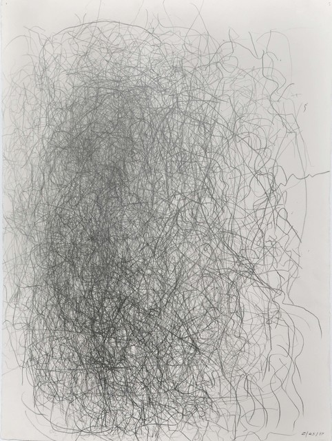 , 'February 25, 1997 (Portrait series),' 1997, Edward Thorp Gallery