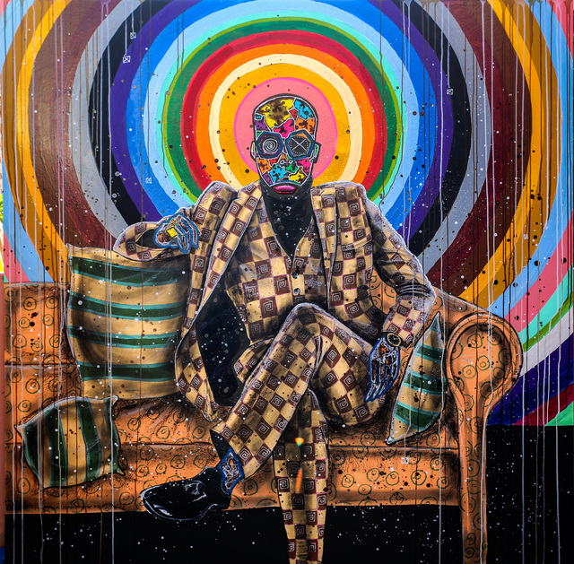 , 'African dandy,' 2018, Out of Africa Gallery