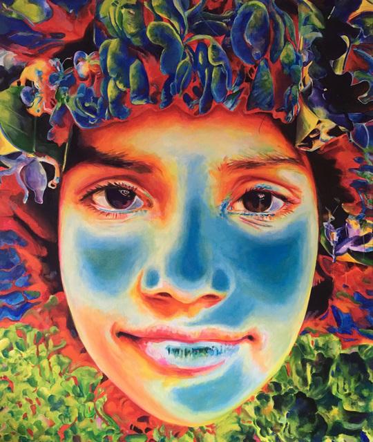 Augustina Droze, 'Portrait 2', 2017, BoxHeart