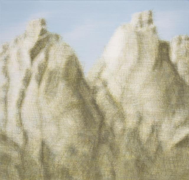 , 'Mountain Bukhan No.45,' 2016, Gallery Hyundai