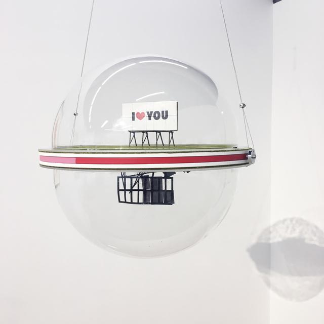 , 'I Love You / You,' 2019, Fabien Castanier Gallery
