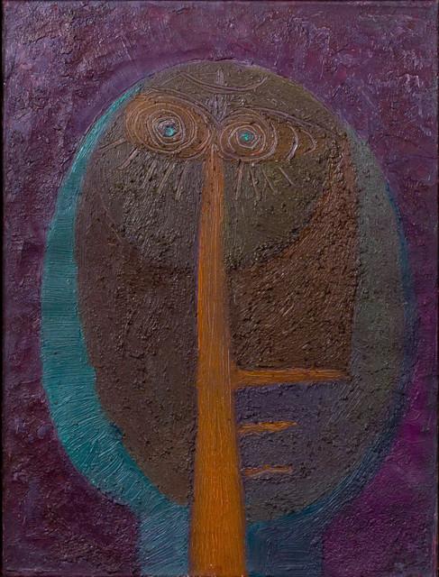 , 'Cabeza Sepia,' 1965, LS// Galería