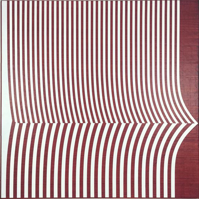 , 'Swipe,' 2017, Pentimenti Gallery