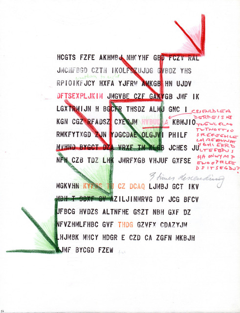 , 'BBB (Beatrice's Black Book) 56,' 1985, Henrique Faria Fine Art