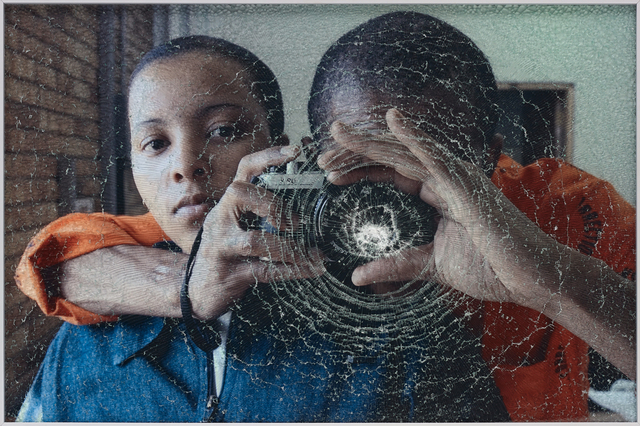 Mikhael Subotzky, 'Maplank and Naomi, Pollsmoor Maximum Security Prison from Die Vier Hoeke', 2004, Phillips