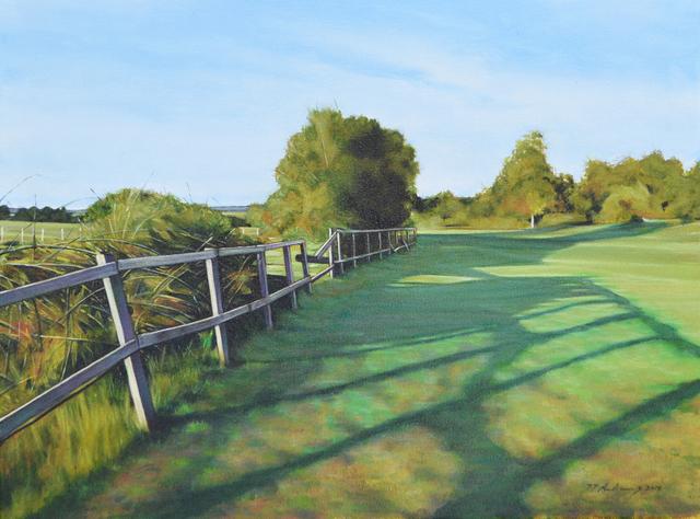 , 'A Field in Summer,' ca. 2017, Darnley Fine Art