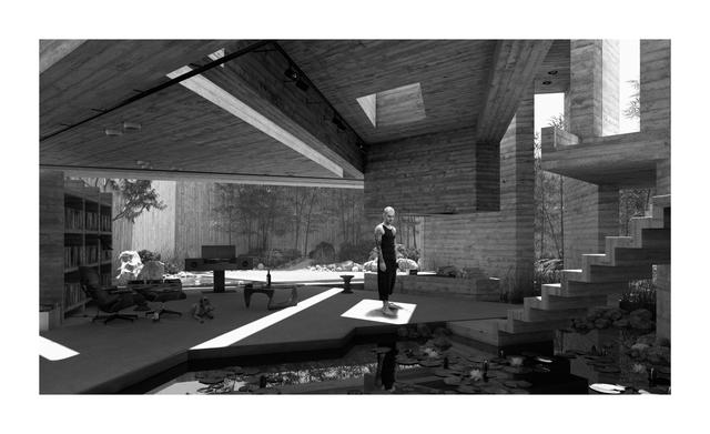 , 'Room (10),' 2017, Galerie Krinzinger