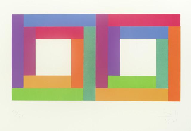 , 'Composition for UNESCO,' 1971, William Weston Gallery Ltd.
