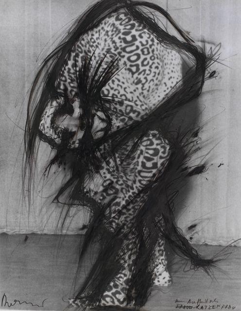 , 'Mein Auftritt als KATZENFRAU,' 1974, Galerie Elisabeth & Klaus Thoman
