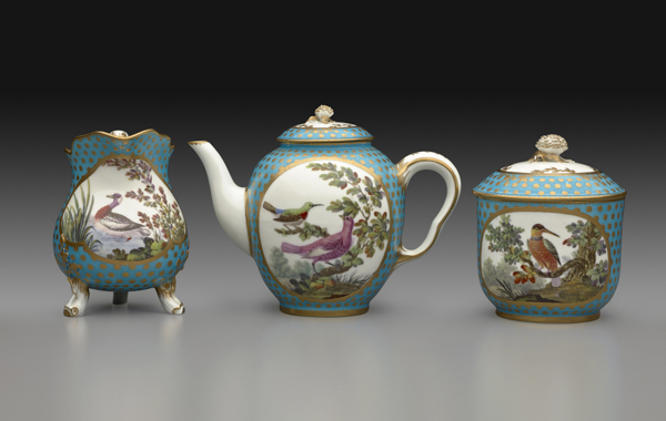 , 'Tea Service,' 1767, The Frick Collection