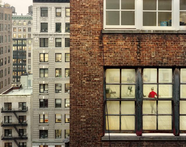 , 'Chelsea, West 26th Street between Broadway and 6th Avenue,' 2009, Edwynn Houk Gallery