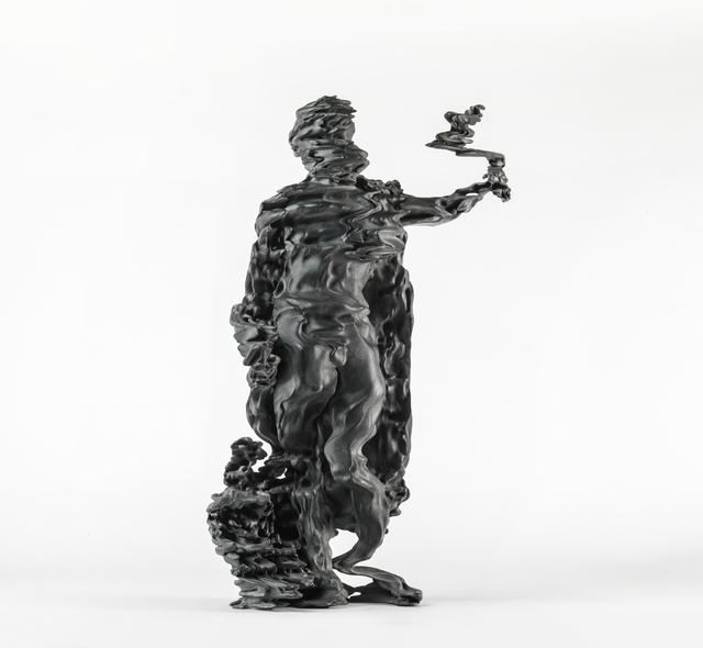 , 'Cloud Gatherer / Jupiter,' 2017, Pangolin