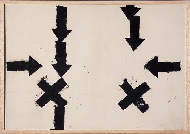 , 'Senza titolo,' 1960, Erica Ravenna Fiorentini Arte Contemporanea