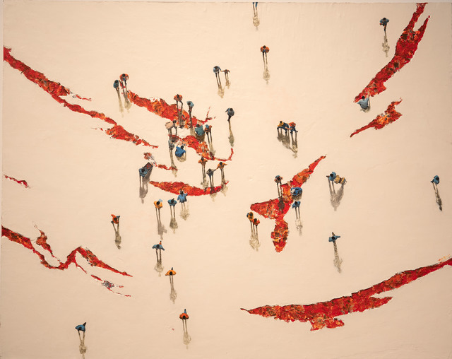 , 'Archaeology 11,' 2018, Art+ Shanghai Gallery