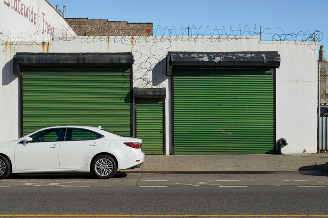", 'Retro #3106; Brooklyn, NY USA; November 2013; 40°40'36"" N 73°59'29"" W,' , Soho Photo Gallery"