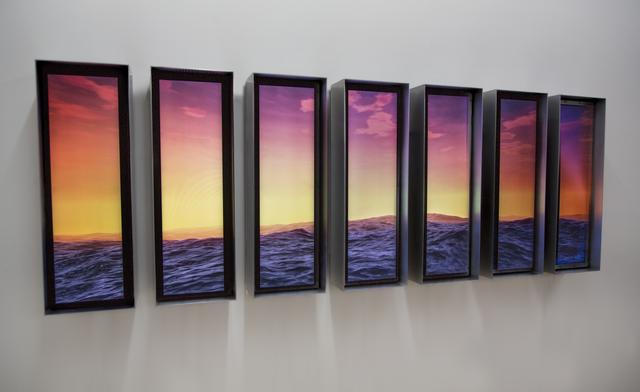 , 'Split Swell,' 2016, Bryce Wolkowitz Gallery