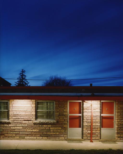, 'Terrace Court,' 2004, Weinstein Gallery - Minneapolis