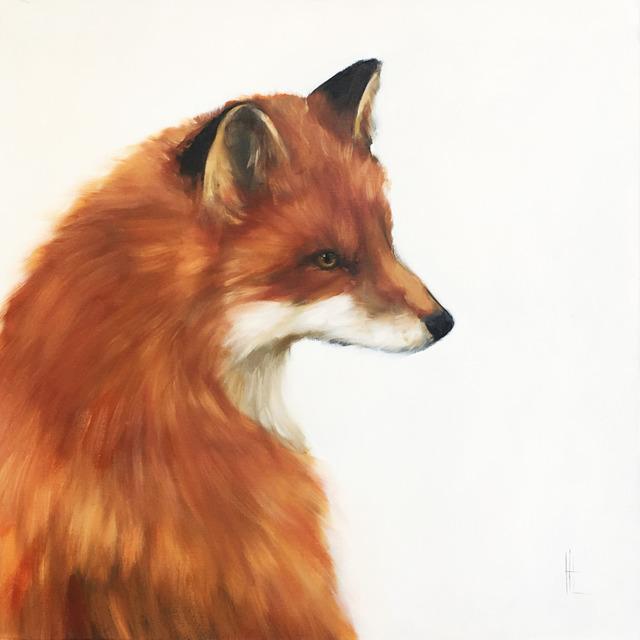 , 'Portrait of a Fox,' 2019, Art5 Gallery