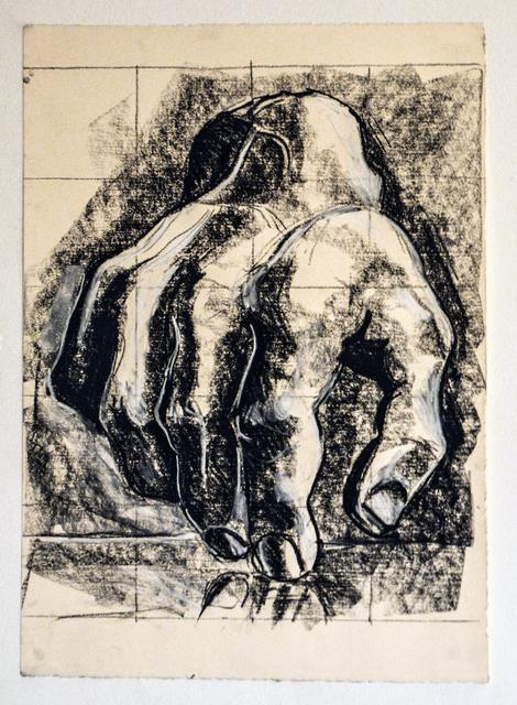 , 'Untitled (Hand),' ca. 1984, Hal Bromm
