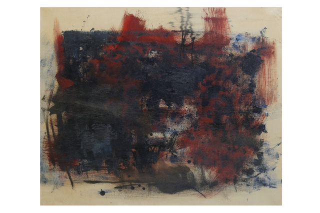 William Johnstone, 'Abstract', Chiswick Auctions