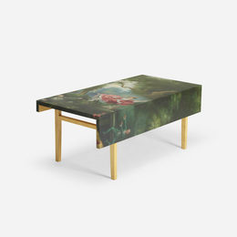 The Swing coffee table