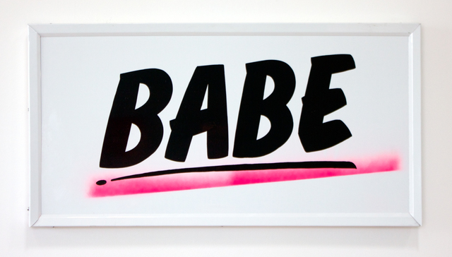 , 'Babe,' 2016, Ochi Projects