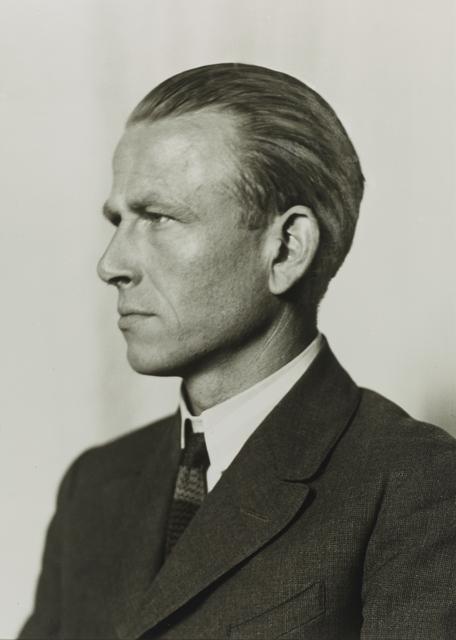 , 'Painter [Otto Dix],' 1924, Galerie Julian Sander