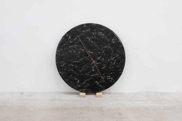 , 'Round Faux Marble,' 2014, Alejandra von Hartz Gallery