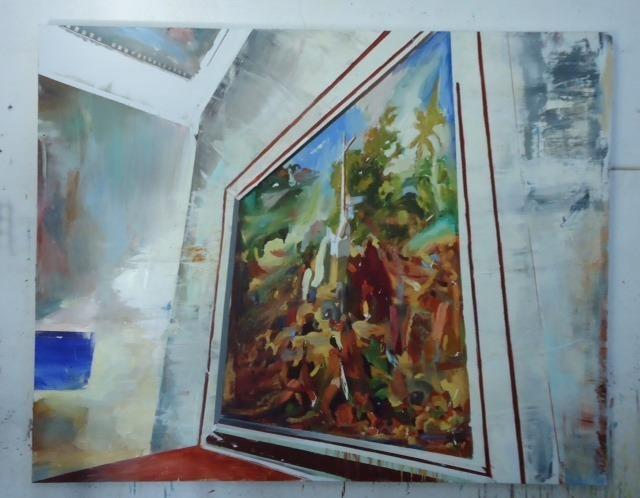, 'A vitória de Hans Staden,' 2014, Luciana Caravello Arte Contemporânea