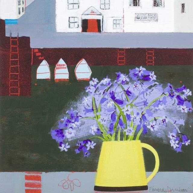 , 'Bluebell Harbour ,' 2018, Beside the Wave