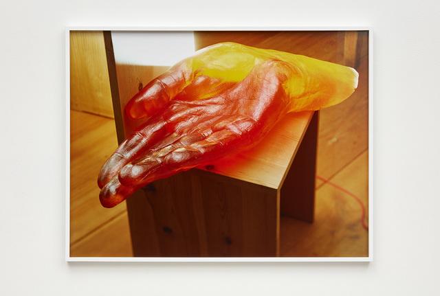 Torbjørn Rødland, 'Warm Hand', 2019, David Kordansky Gallery