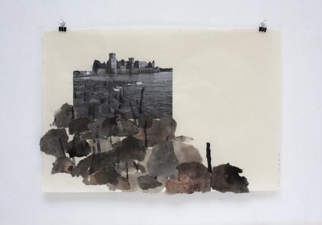 ", 'Drawing for ""Je Suis……"",' 2016, Kristin Hjellegjerde Gallery"