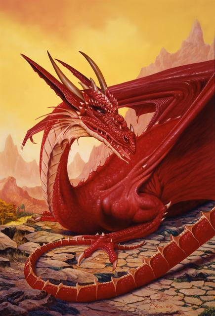 Paul Youll, 'Dragon Charm', 1996, IX Gallery